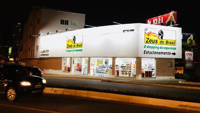 Loja Zeus do Brasil em Balneário Camboriú, Santa Catarina
