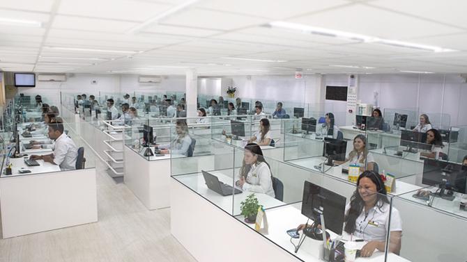 Central de Televendas Zeus do Brasil
