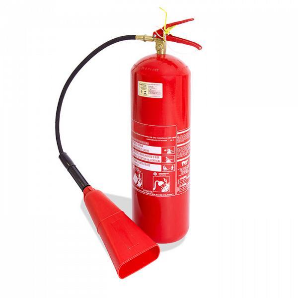 Extintor Co2 6kg