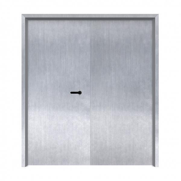 Porta Corta Fogo Dupla (P-90) - Zeus do Brasil