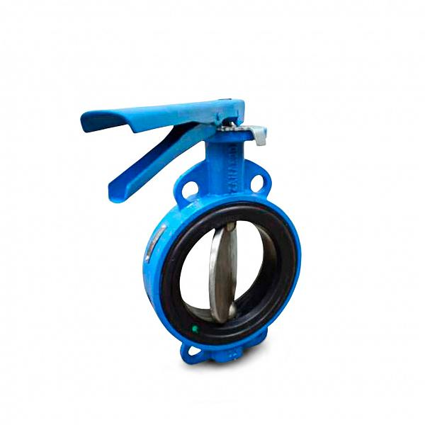 Válvula Borboleta Wafer disco ferro Ductil 3