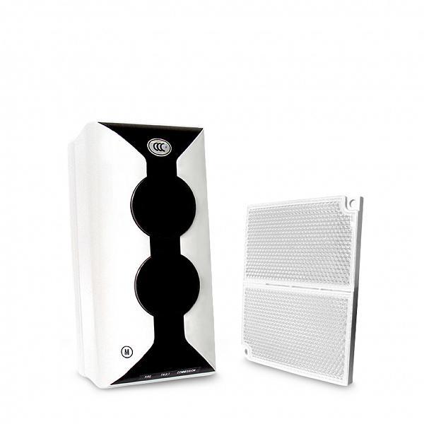 Detector de fumaça linear 24Vcc