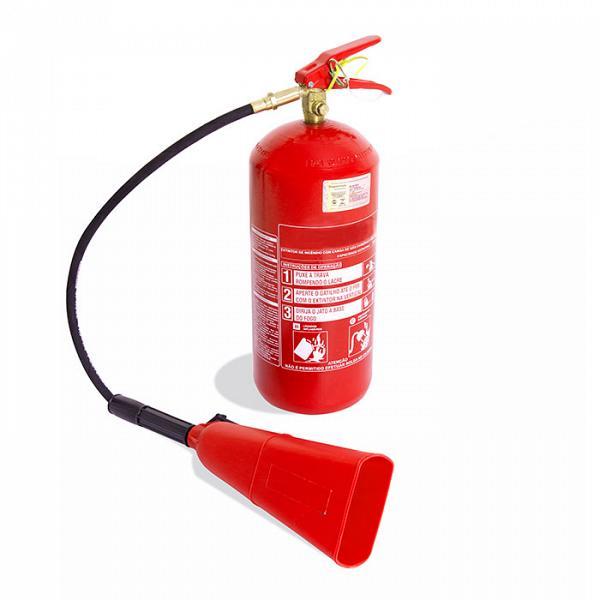 Extintor Co2 4kg