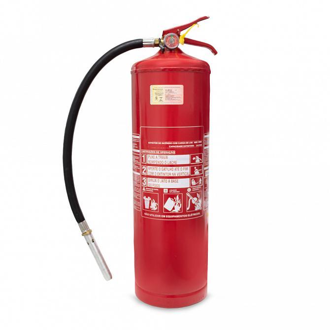 Extintor espuma mecânica 10l AB
