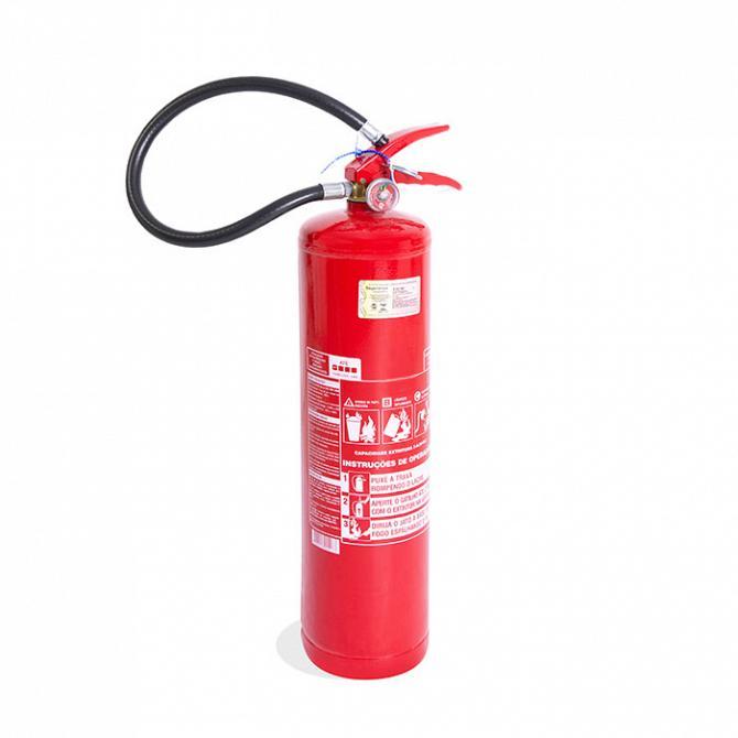 Extintor PQS 12kg ABC