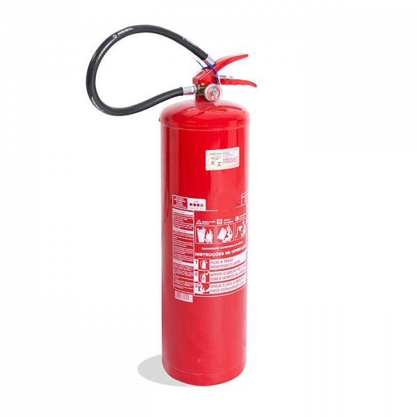 Extintor PQSP 06Kg ABC - Carga para 3 anos
