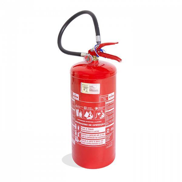 Extintor PQSP 4Kg ABC