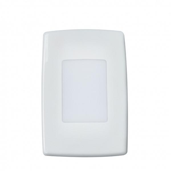 Iluminação emergência LED 300 lúmens 24V
