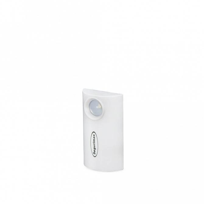 Luminária de emergência touch autônoma 50 lúmens