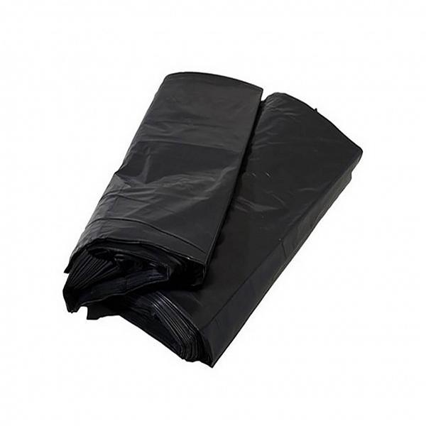 Saco Plástico de Lixo 60L com 50 unidades - Boca Larga