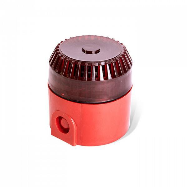 Sirene audio visual IP 20 - 110 Db Endereçável
